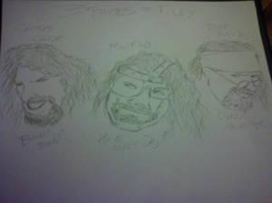 Three Faces of Foley