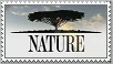 Nature Stamp by underMADZpillow