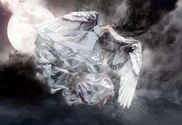 Starburst: Child of Light and Darkness by suntwirl