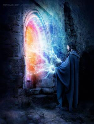 Portal to Infinity by suntwirl