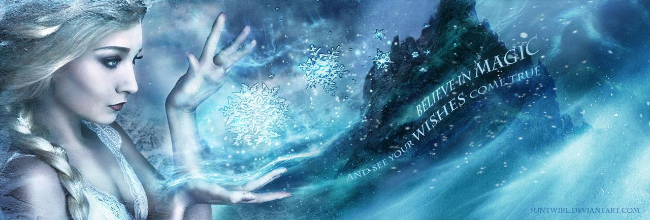 Elsa's Wish by suntwirl