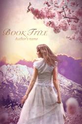 Contest Book cover Aleida white dress