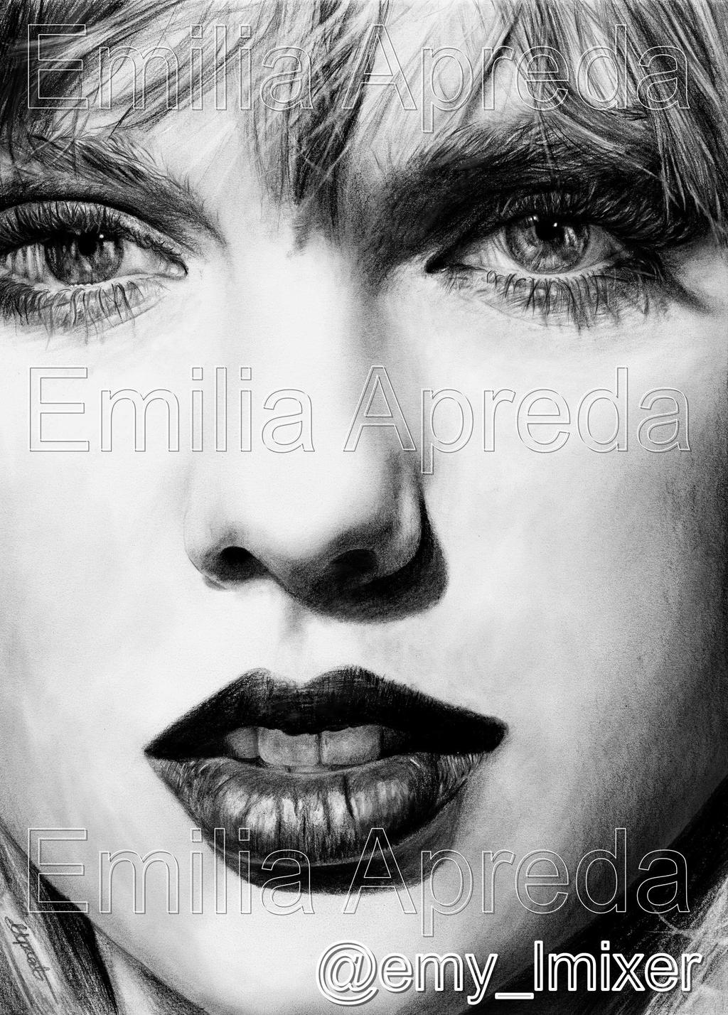 Image result for taylor swift eyes black and white