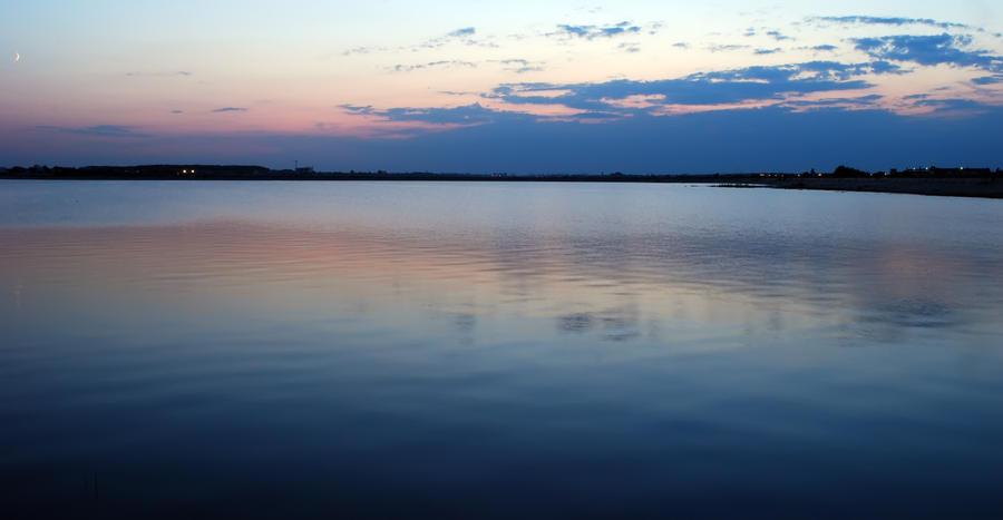 blue dusk by DeadName