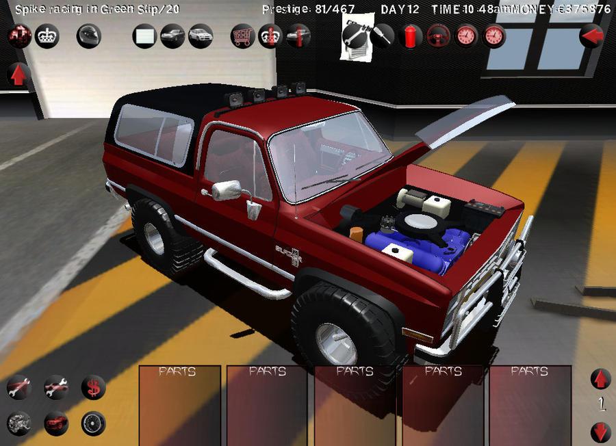 Slrr Car Mod Pack