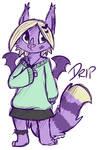 Dripsweater