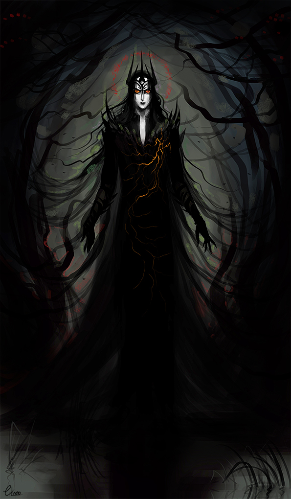 Lord Of The Rings Melkor Sauron