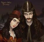 Vlad and Radu Dracula the Romanian brothers