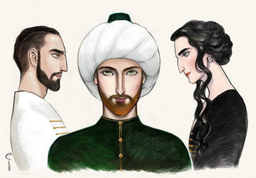Mehmed and his Lalas