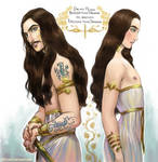 Dacian princely brothers