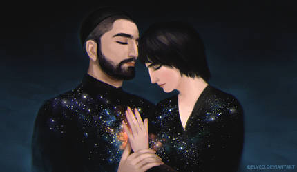 You are my Universe by Elveo
