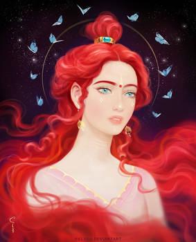 Red Peri