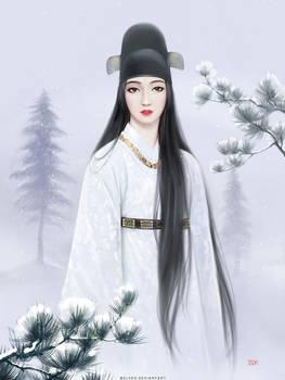 Naesi the Korean Palace Eunuch