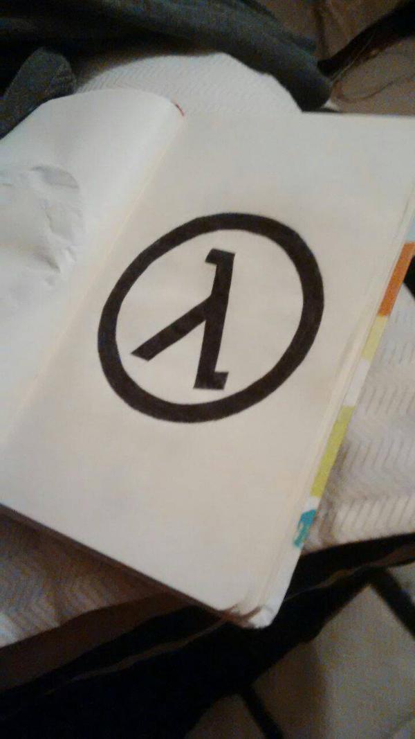 Half Life Symbol By Ashattack42 On Deviantart