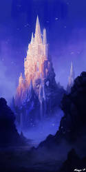 The Tower of Erian by Kyomu