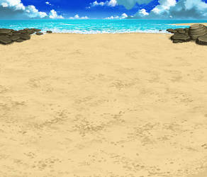 Sacred Seasons 2 Beach BG by Kyomu