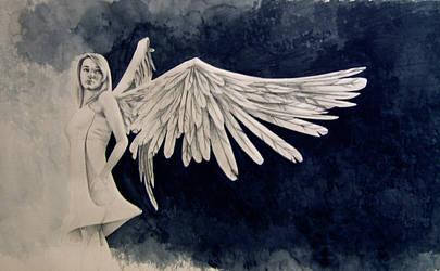 Angel by kaczor345