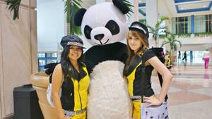 Mr. Taxi Metrocon 2012 and Panda