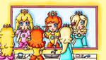 princesses make-up