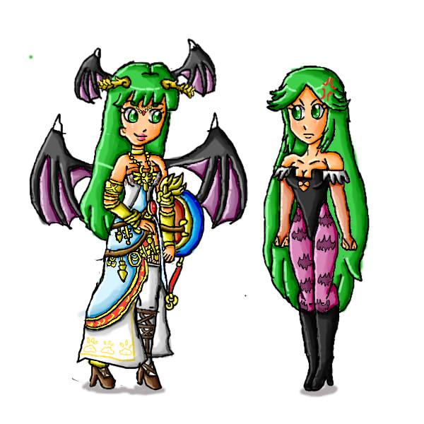 Palutena by Mazume | Kid icarus, Zelda characters