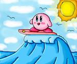 Kirby Surf