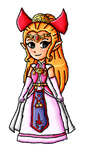 Four Swords Zelda