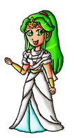 Myths and monster Palutena