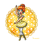 Daisy ballerina remaster