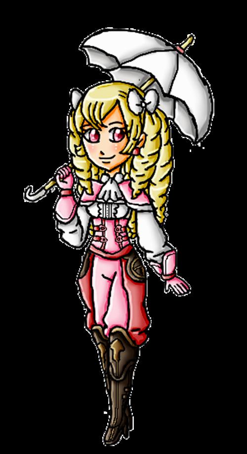 Fire Emblem heroines Collab-Maribelle by ninpeachlover