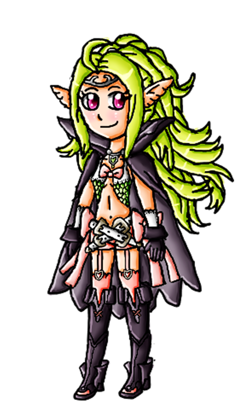 FE Collab-Nowi by ninpeachlover