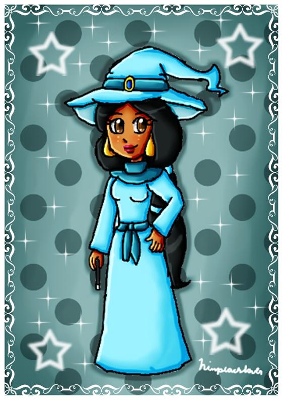 Sorceress Jasmine by ninpeachlover