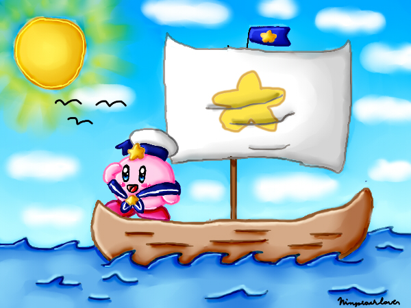 Little Sailor by ninpeachlover