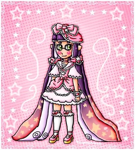 Star Lolita by ninpeachlover