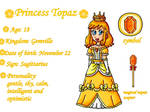 Meet Princess Topaz