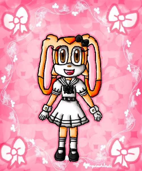 Sailor Cream by ninpeachlover