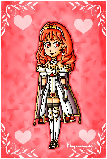 Celica by ninpeachlover