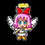 Halloween Collab-Angel Ribbon