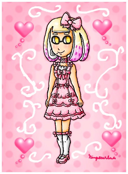 Pearl Lolita by ninpeachlover