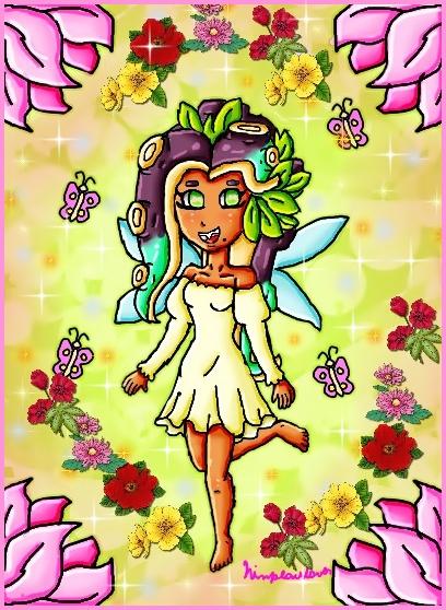 Fairy Marina by ninpeachlover