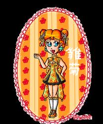 Qi lolita Daisy by ninpeachlover