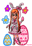 Easter bunny Inkling