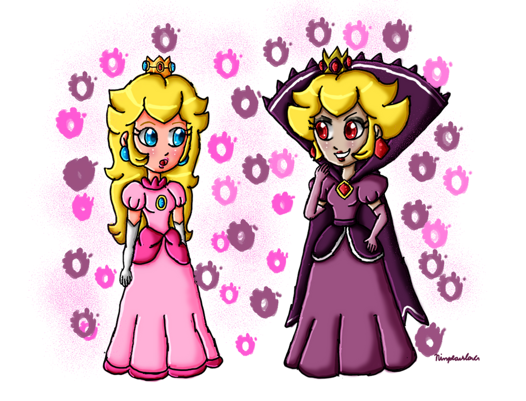 Princess Peach Favourites By NobrisAgni On DeviantArt