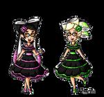 Callie and Marie Cinco de Mayo