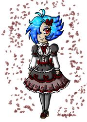 Lolita Tabaata by ninpeachlover