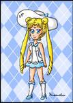 Princess Serenity as Lillie