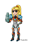 Cool PED suit Samus