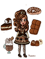 Cocoa by ninpeachlover