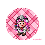 Dr Toadette by ninpeachlover