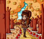 Caramel autumn