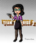 Ms. Pauling by ninpeachlover